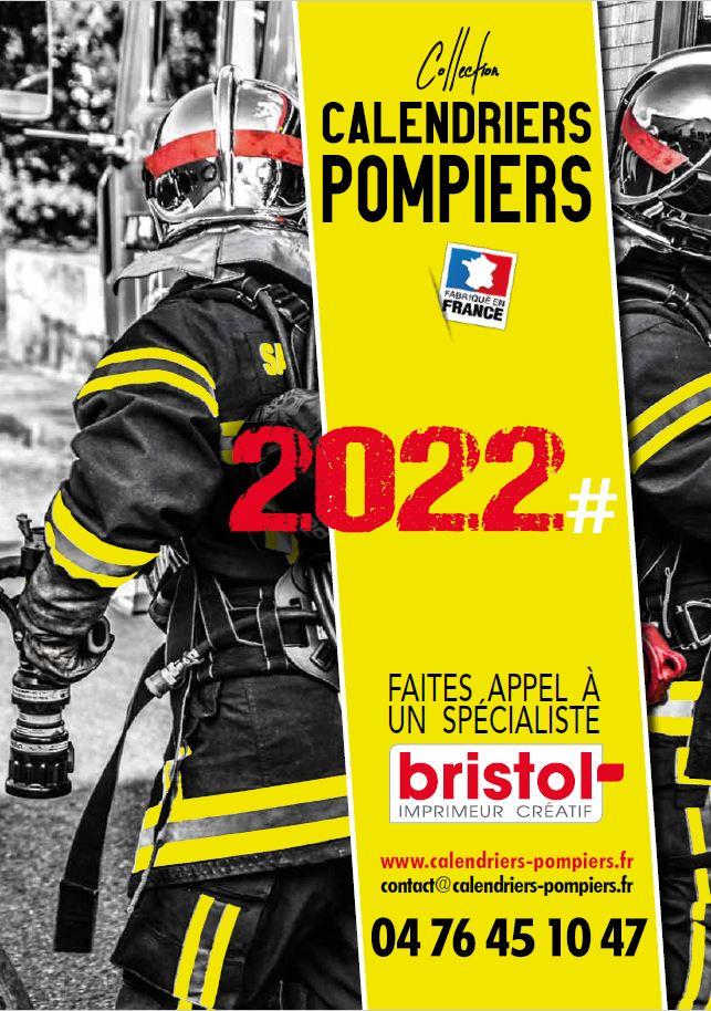 Calendrier Pompier 2022 CALENDRIER de POMPIER 2022 sur calendriers pompiers.fr   Vos